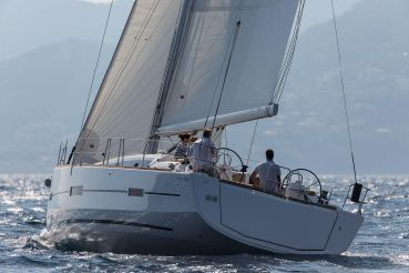 2019 Dufour Grand Large 460