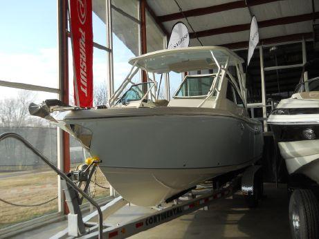 2018 Sailfish 245DC