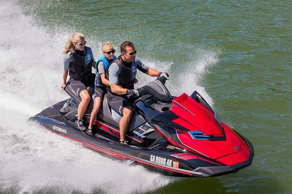Boat Dealers In Nh >> 2018 Yamaha WaveRunner FX LTD SVHO Power Boat For Sale - www.yachtworld.com
