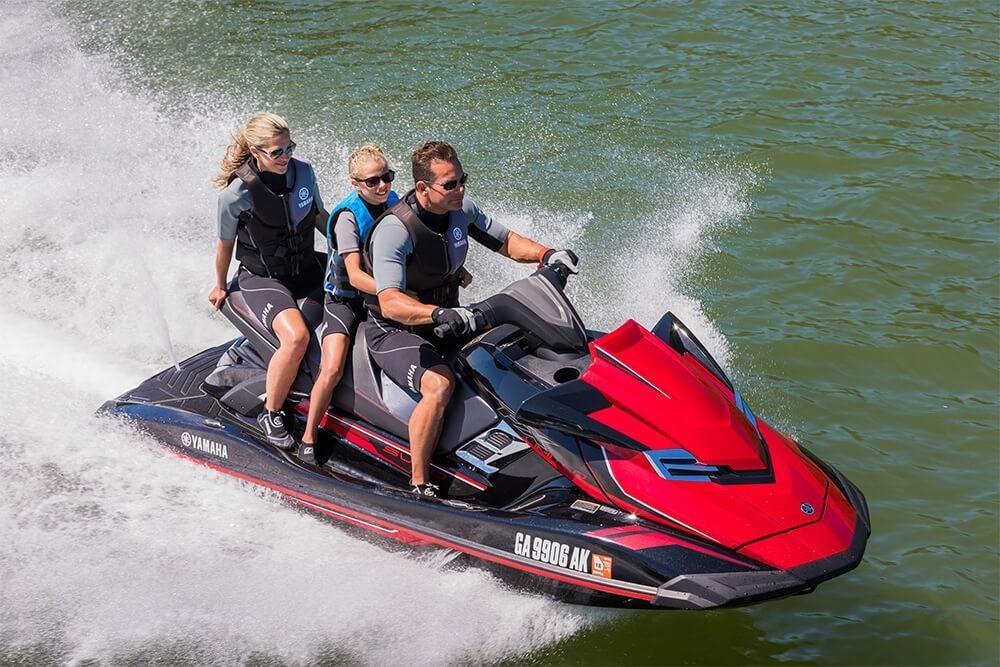 2018 yamaha waverunner fx ltd svho power boat for sale for Yamaha fx limited
