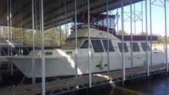 1980 Bluewater Yachts Cruiser