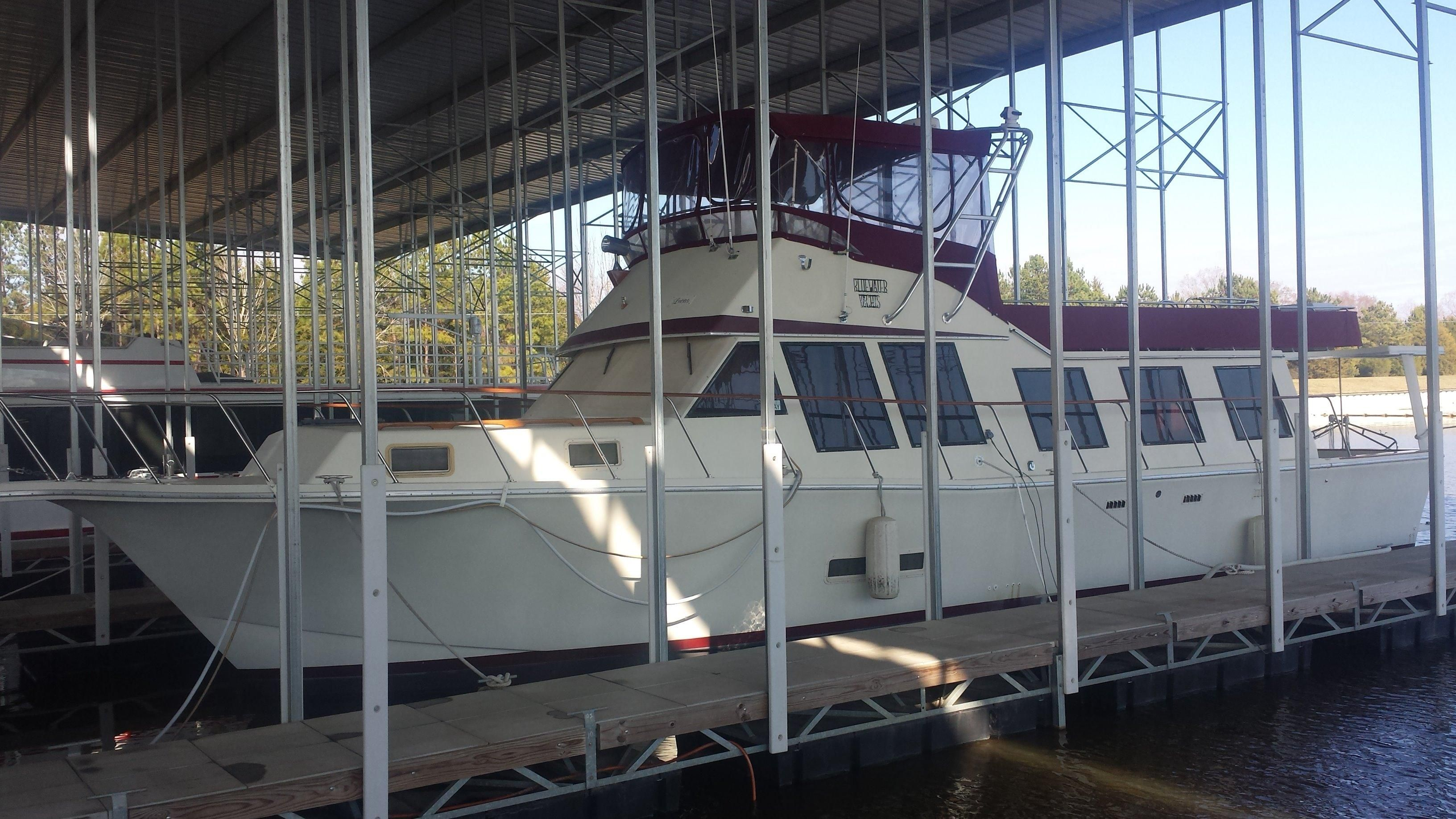 Demopolis (AL) United States  City pictures : 1980 Bluewater Yacht Cruiser Power Boat For Sale www.yachtworld.com