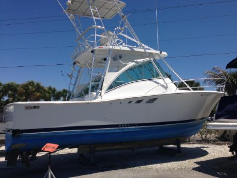 1999 Luhrs Open Express with Tower
