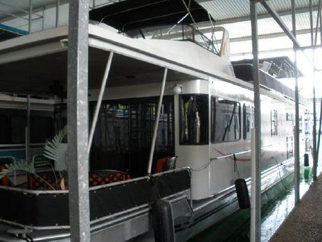 1992 Stardust 16x69 Houseboat
