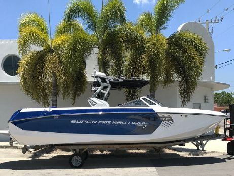2017 Nautique Super Air Nautique G25 Coastal Edition