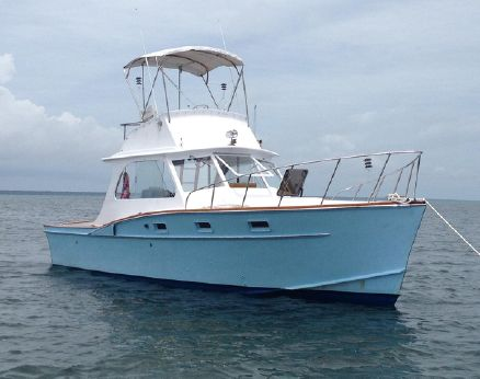 1966 Brownell 33 Sport Fisherman