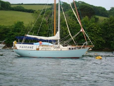 1965 Falmouth Boat Construction Warrington Smythe