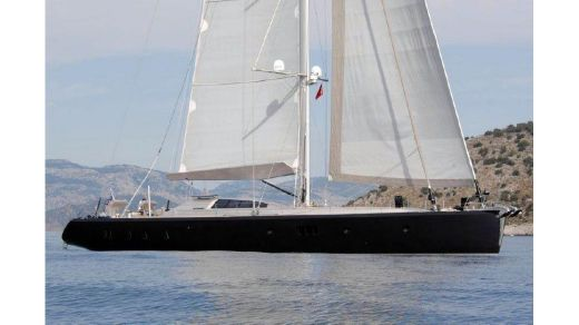2012 Custom Designe Sailing Yacht 35 M