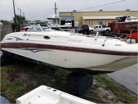 2004 Hurricane 260 Sundeck OB