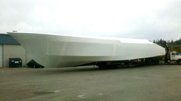 2013 Rayburn Hull for Pilothouse CPMY