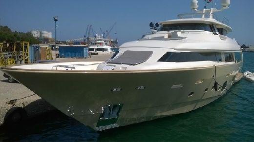 2009 Custom Line Navetta 33