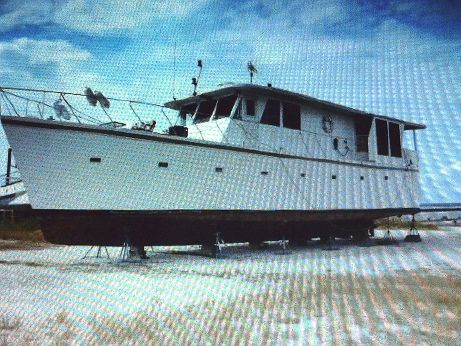 1994 Jacksonville Boatyard 62 Custom Yacht