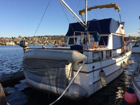 1979 Puget Trawler