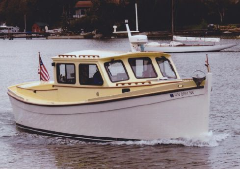 2008 Chesapeake Marine Design Redwing 34