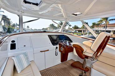 thumbnail photo 2: 2014 Release Boatworks 46 Walkaround Custom Carolina