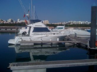 2002 Starfisher 840 Flybridge
