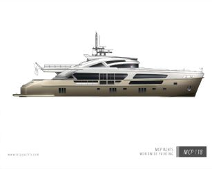 2015 Mcp Yachts 118