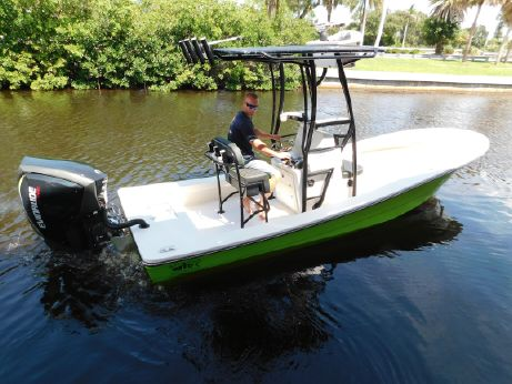 2018 Andros Boatworks Guide 20