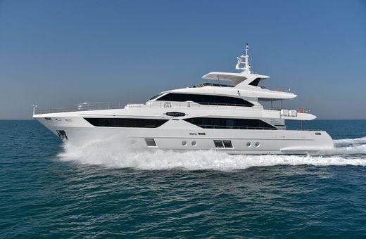 2017 Majesty Yachts MAJESTY YACHT 110