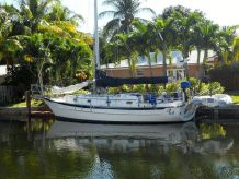 1990 Cabo Rico 34 Cutter