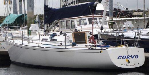 1989 J Boats J/33, J33, J 33