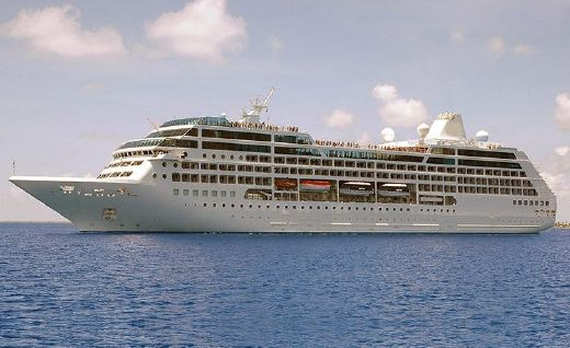 1999 Modern Cruise Ship, 688 Passengers -Stock No. S2164
