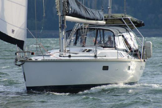 1993 Hunter 40.5 Legend