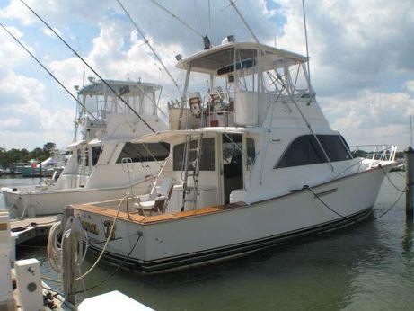 1985 Ocean 46 Convertible Sportfish