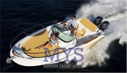 2007 Sessa Marine Key Largo 25