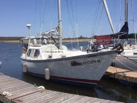 1985 Saturna 33 Pilothouse