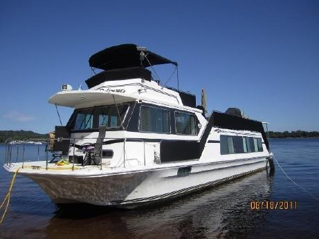 2001 Harbor-Master 52 Wide Body