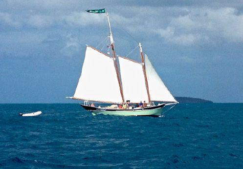 1986 Pinky Schooner Yacht