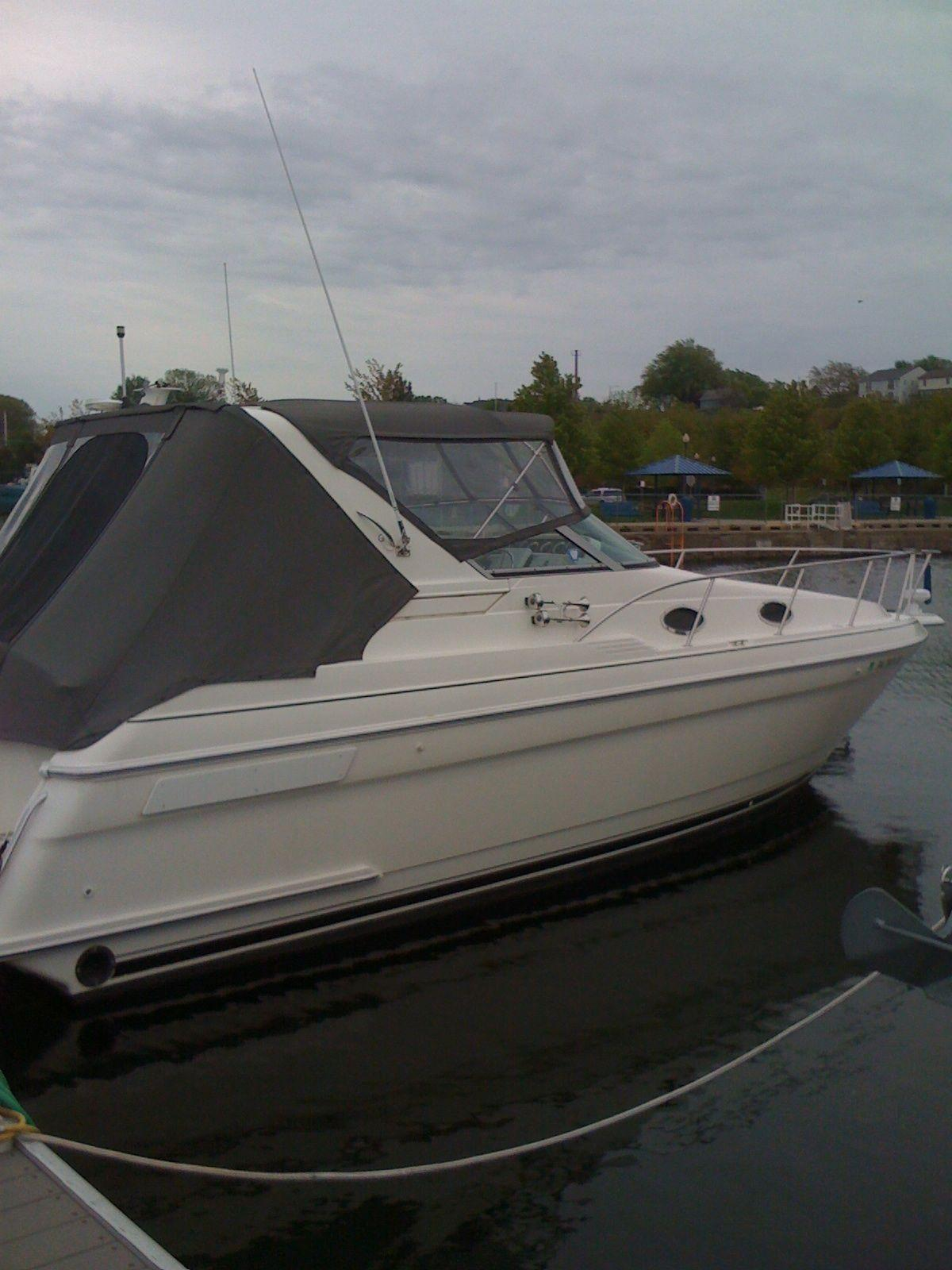 32 ft 1999 wellcraft 3200 martinique (srg)