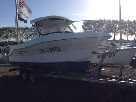 2005 Quicksilver 580 Pilothouse