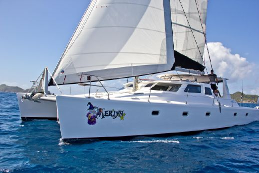 2014 Voyage Yachts 520