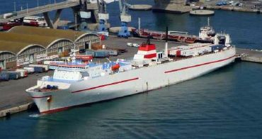 1999 Custom Fast RoRo Cargo Vessel