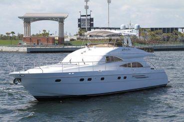 2001 Viking Sport Cruisers 65 Princess