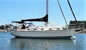 1997 Island Packet 350