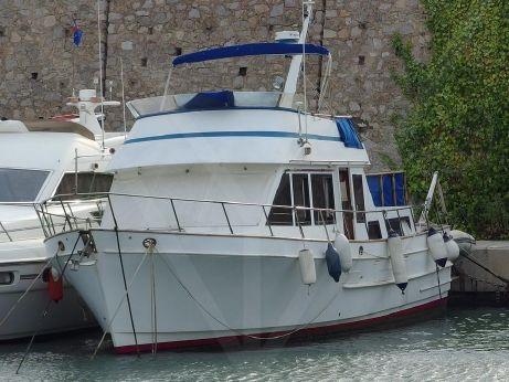 1987 Ocean Alexander 38