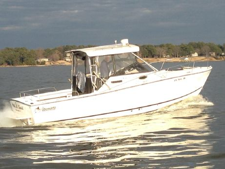 1988 Albemarle 27 express fisherman