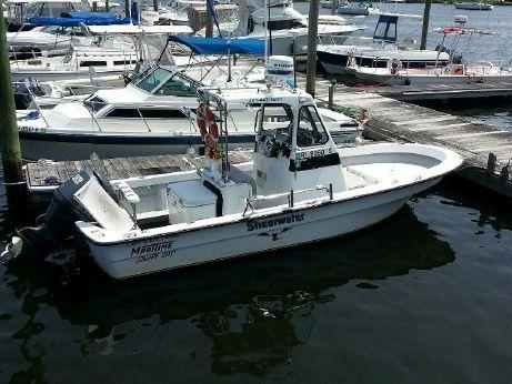 2003 Maritime Skiff 20 Pioneer