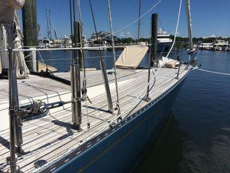 1987 Alan Warwick Custom Offshore Sloop