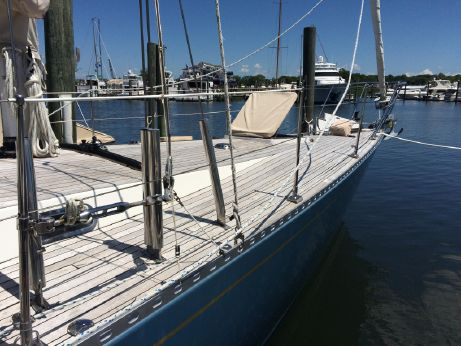 1987 Alan Warwick Custom Offshore Sloop