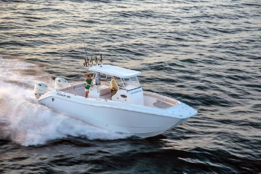 2017 Hysucat CC 30 Sport Fisher