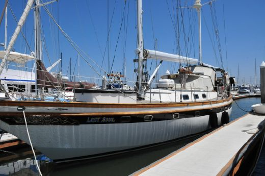 1981 Formosa 56 Pilothouse Ketch