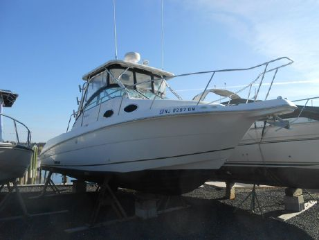 2001 Wellcraft Coastal 270