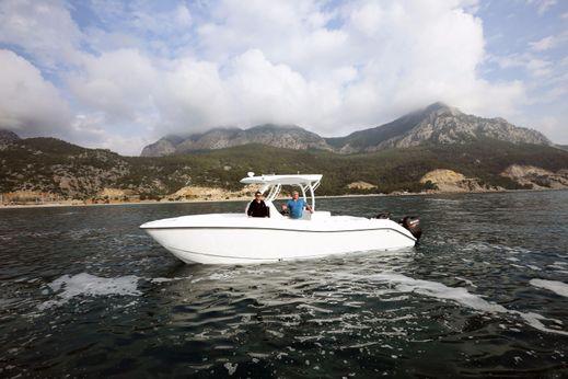 2016 Hysucat CC30 Sport Fisher