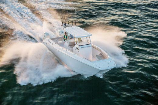 2017 Hysucat CC30 Sport Fisher