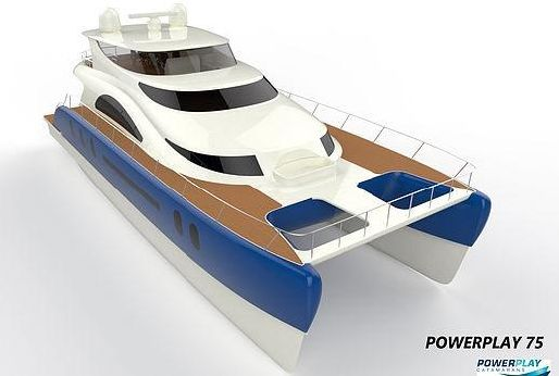 2016 Powerplay Catamaran 75