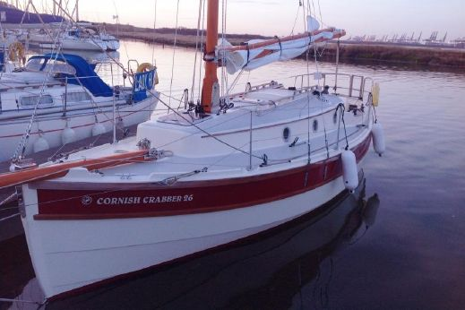 2011 Cornish Crabber 26
